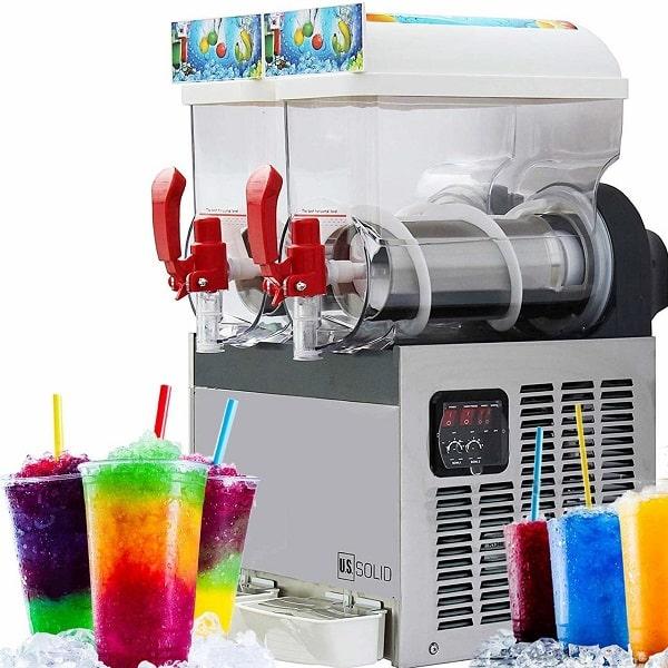 U.S. Solid Slush Machine
