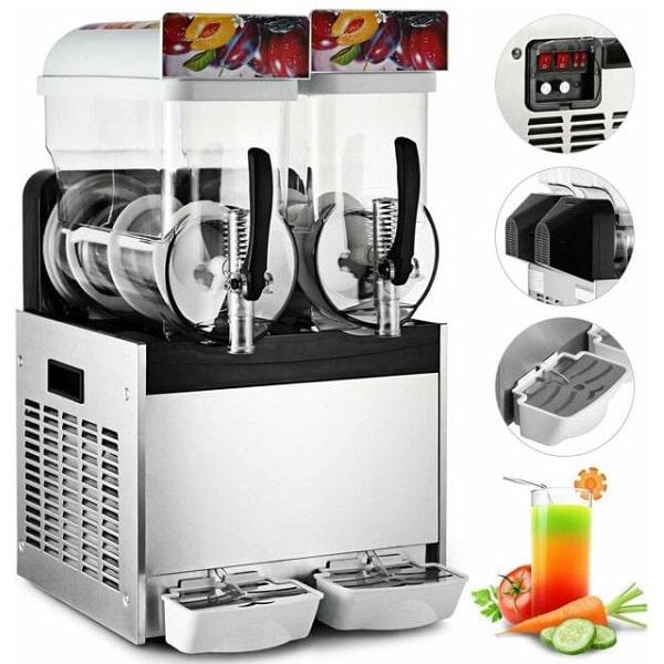 VBENLEM Commercial Margarita Maker Machine