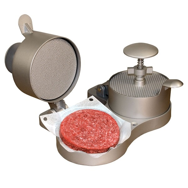 Weston Burger Express Double Hamburger Press with Patty Ejector