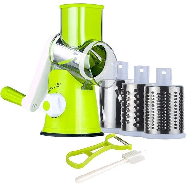Ourokhome Manual Rotary Cheese Grater