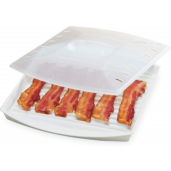 Prep Solutions by Progressive Microwaveable Bacon Grill